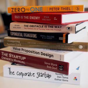 Startup Book Club (1 year)